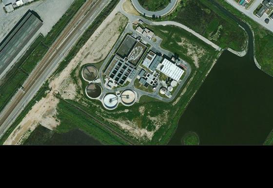Projeto Base da ETAR de Alverca (Verdelha) – Inglês