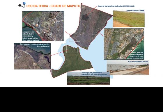 Plano Diretor de Drenagem e Saneamento da Área Metropolitana de Maputo – Inglês