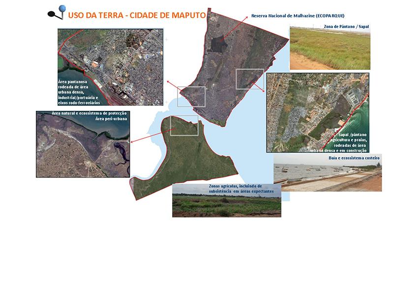 Plano Diretor de Drenagem e Saneamento da Área Metropolitana de Maputo