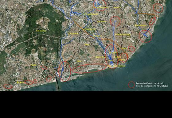 Revisão do Plano Geral de Drenagem de Lisboa (PGDL) – Inglês