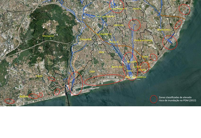 Revisão do Plano Geral de Drenagem de Lisboa (PGDL)