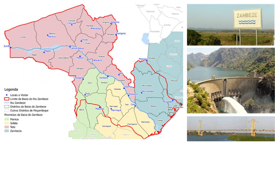 Plano Estratégico para o Desenvolvimento de Obras para Armazenamento de Água na Bacia do Zambeze