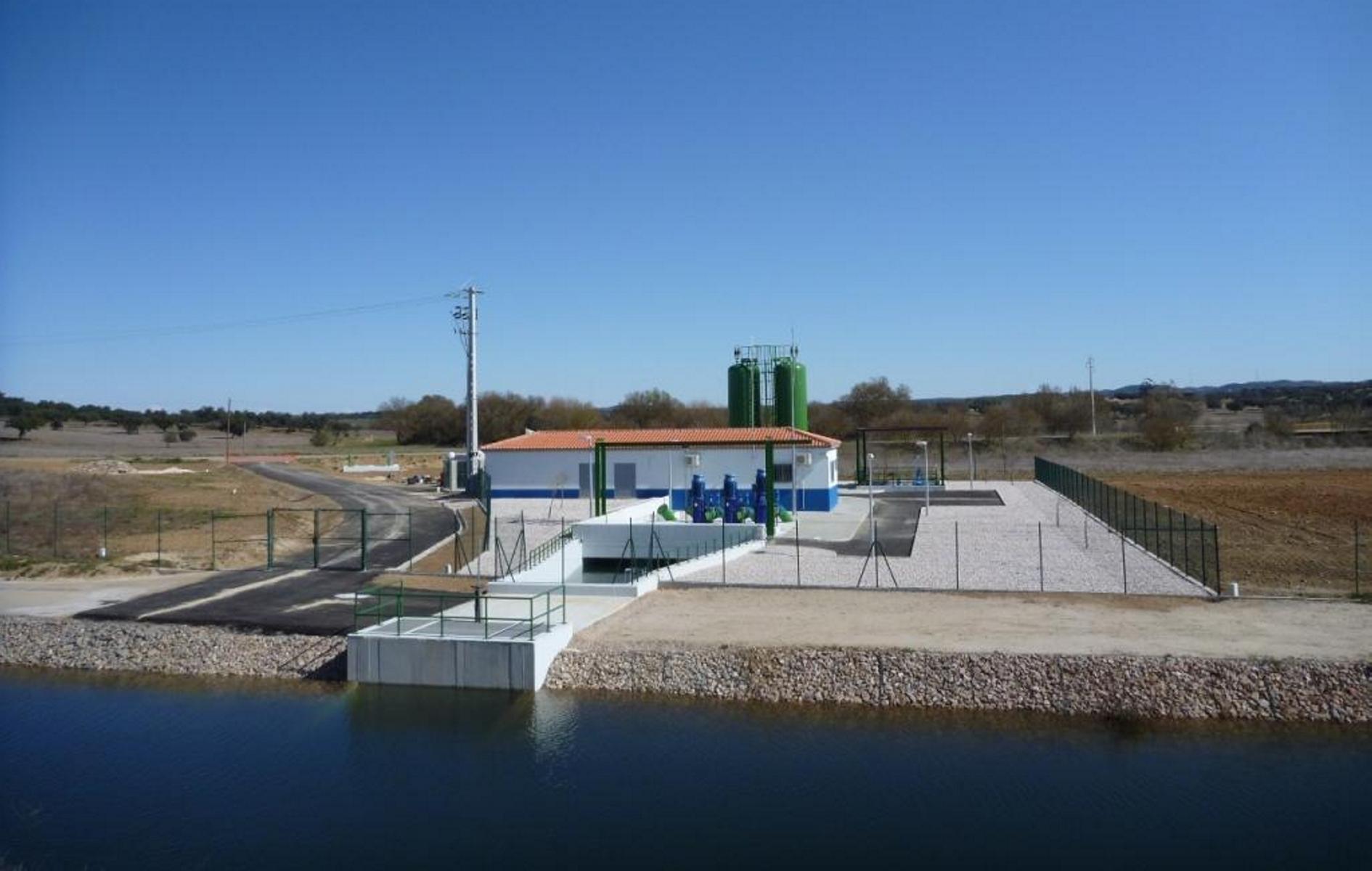 Detailed Design of Loureiro-Alvito Irrigation Block