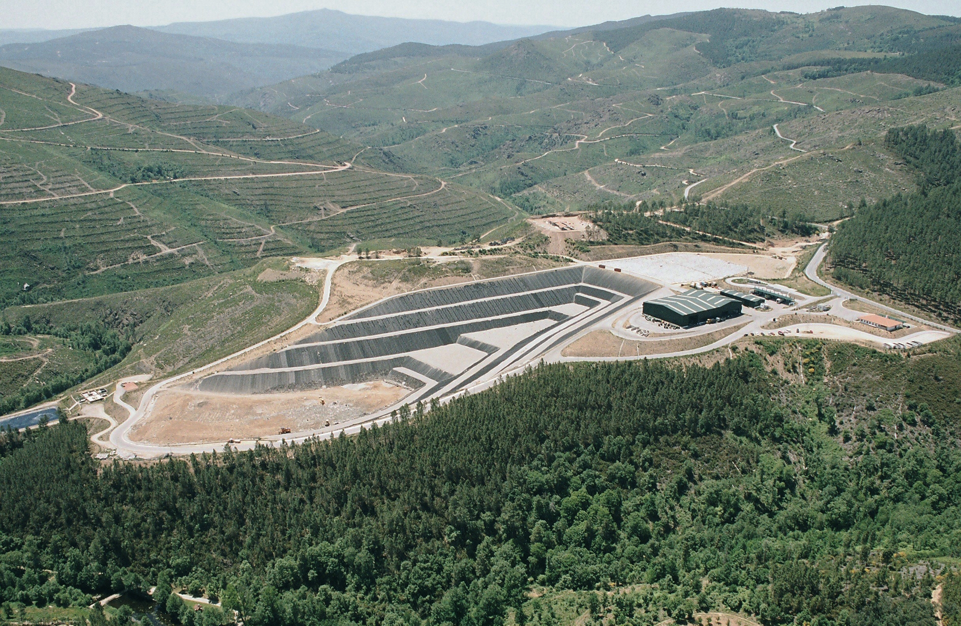 Project for the Alto Tâmega Landfill