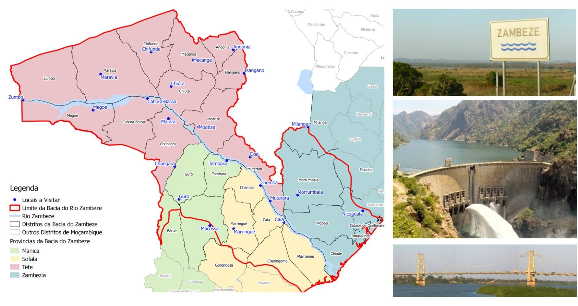 Strategic Plan for the Development of Works for Water Storage in the Zambezi Basin