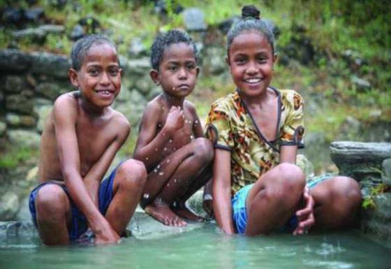 Serviços de Consultoria para os Projetos de Execução de Quatro Capitais Municipais de Timor-Leste – Projeto de Abastecimento de Água e Saneamento