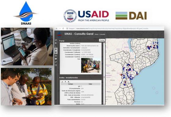 Água para África através da Liderança e do Apoio Institucional –Melhoramento dos sistemas de Água, Saneamento e Higiene – Tomada de decisões com base em evidências
